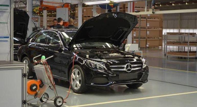 Marca alemã investiu R$ 800 milhões de reais na fábrica