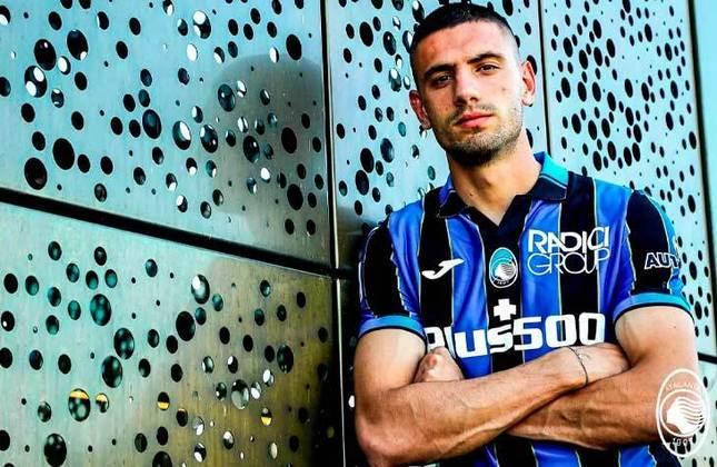 MERIH DEMIRAL: com a perda de Romero, a Atalanta não perdeu tempo e acertou a contratação do zagueiro turco. Demiral chegou à equipe de Bérgamo por empréstimo da Juventus para a temporada 2021/22. A Atalanta tem uma opção de compra pelo zagueiro, que não foi revelada
