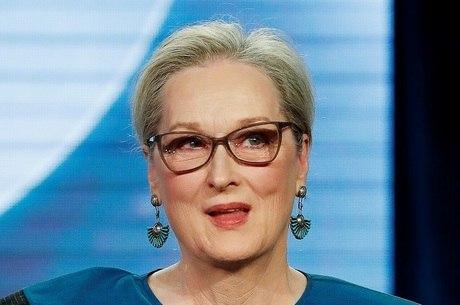 Meryl Streep faz caridade durante pandemia