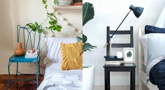 Mesa de cabeceira: 7 ideias criativas para inovar na decoração do quarto