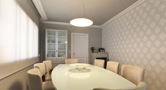 mesa de jantar juliana conforto 13901