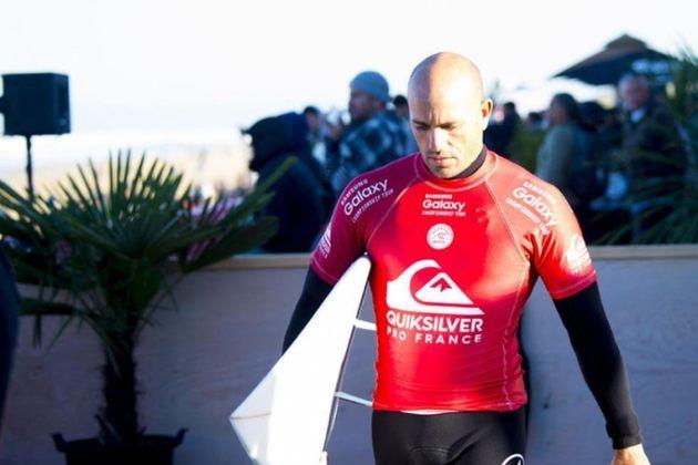 Mesmo aposentado, o maior surfista de todos os tempos, Kelly Slater, virou assunto nas redes sociais após elogiar o narrador brasileiro Everaldo Marques.