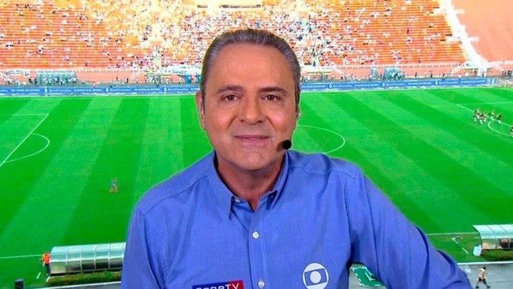 Mesmo com a derrota brasileira, a narração de Luís Roberto foi elogiada nas redes sociais e ganhou destaque entre os assuntos mais comentados.
