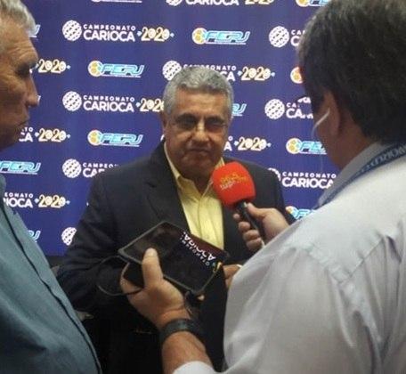 Mesmo com o anúncio da desistência da Rede Globo, a Ferj desaconselhou os clubes a fazerem suas transmissões próprias da sequência da competição.