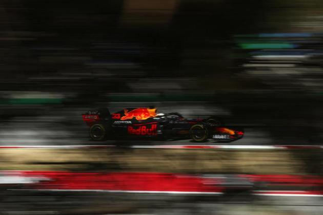 Mesmo distante das Mercedes nos treinos, Verstappen saiu otimista pensando na corrida