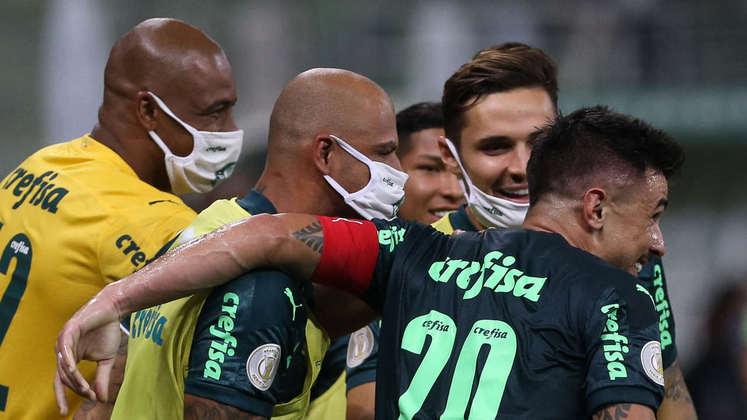 Mesmo jogando no Allianz Parque, o Palmeiras não saiu de empate por 2 a 2 contra o Sport, neste domingo. Willian marcou o primeiro gol do Alviverde e foi o principal nome do Verdão no jogo. Veja as notas do LANCE! para o Palmeiras na partida.