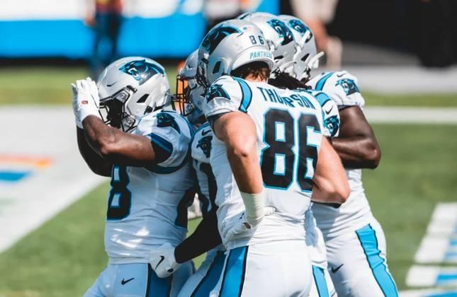 Mesmo sem Christian McCaffrey, Carolina Panthers venceu duas partidas. Trabalho de Matt Rhule é notável com um elenco jovem.