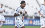 Mesmo tendo sido vice-campeão da Libertadores de 2020 com o Santos, Marinho conseguiu um grande destaque individual e foi eleito o melhor jogador da competição.