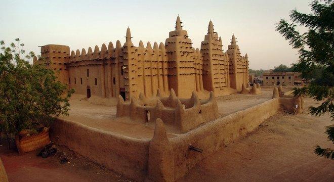 A história extraordinária de Djenné remonta a séculos antes de Cristo