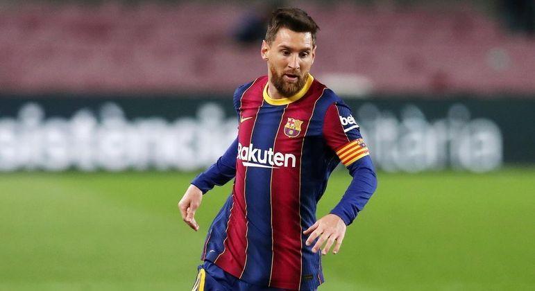 Jogo contra Bilbao pode ser a última final de Messi pelo Barcelona