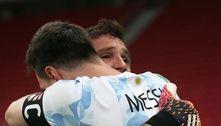 Euforia de Messi e malandragem de Martínez: Argentina e Brasil na final