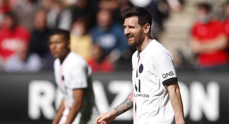 Messi diz ter feito a escolha certa ao se mudar para o PSG