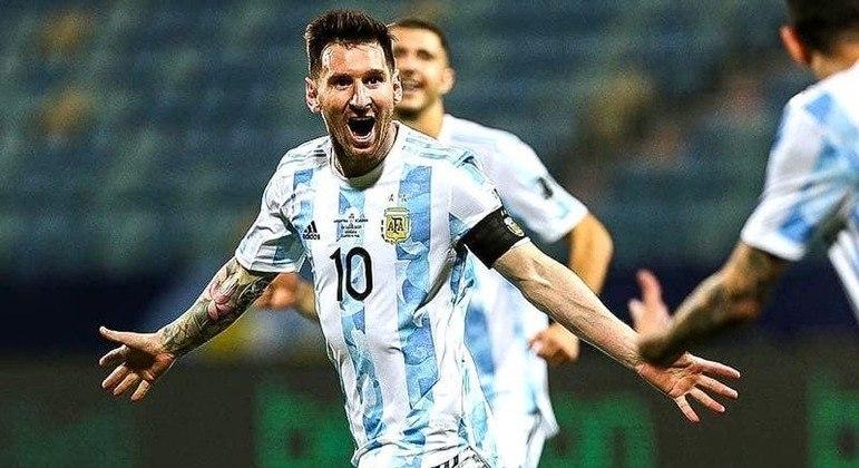 Messi é o principal jogador da Copa América. E jamais ganhou um título profissional com a Argentina