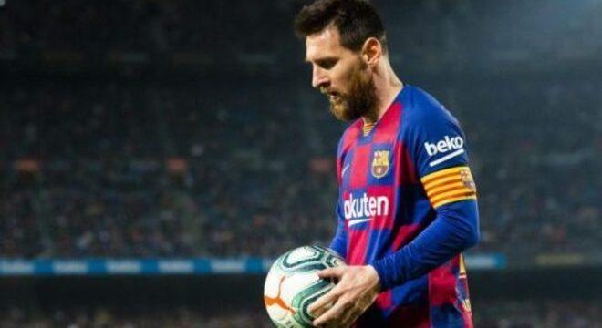 Messi segue o mais talentoso de todos. Mas não está tão espetacular em 2020