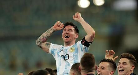 Messi impediu provocação de De Paul