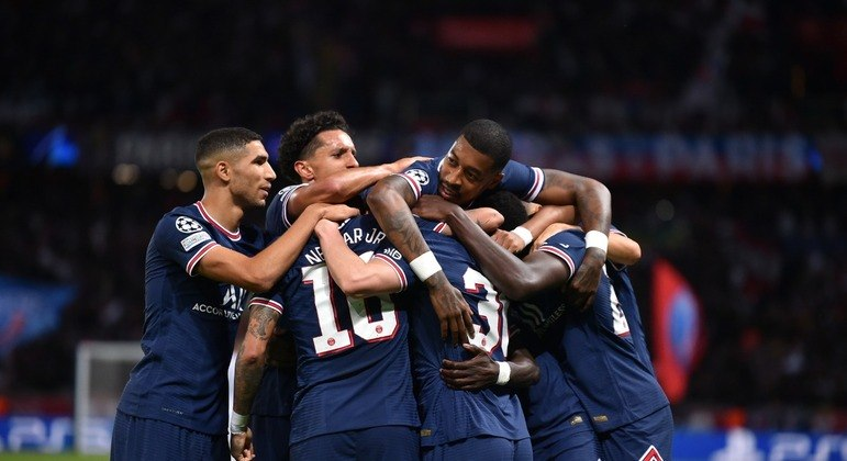 A alegria insana, incontrolável de um time que possui Lionel Messi