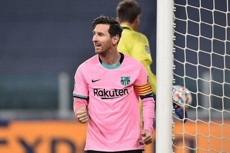 Em fim de contrato, Messi pode negociar com outras equipes