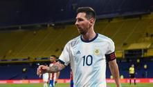 Argentina disputará Copa América: 'Reflexo de seu espírito esportivo'