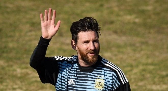 Seleção da Argentina anunciou a numeração dos jogadores por meio das redes sociais