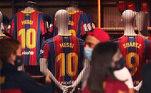Messi. Barcelona,