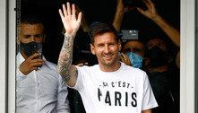 Com Messi, PSG terá elenco avaliado em mais de R$ 6 bilhões