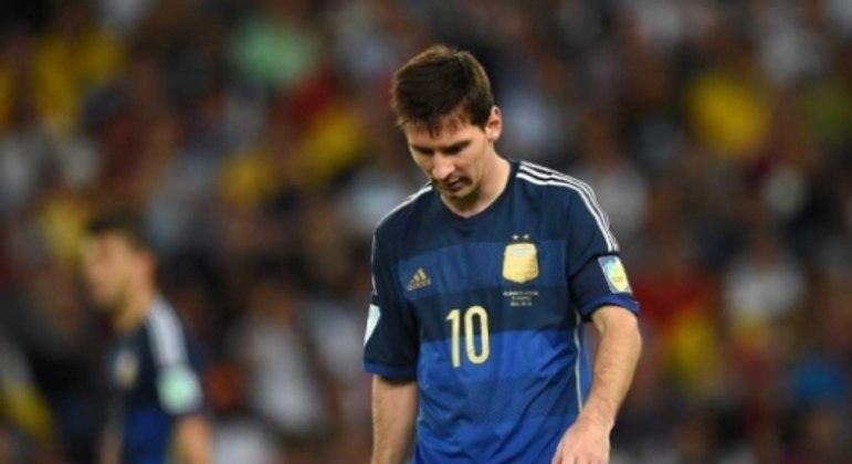 Messi - Copa 2014