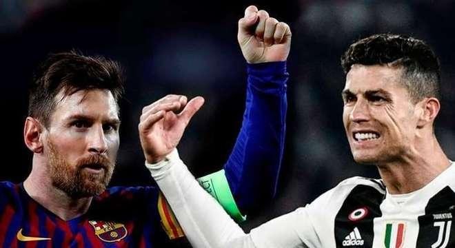 Messi X Cristiano Ronaldo, o grande duelo das próximas 144 horas
