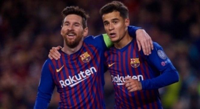 Coutinho não vive boa fase no Barcelona