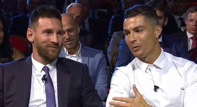 Messi e Cristiano Ronaldo. Chande de novo duelo pela final