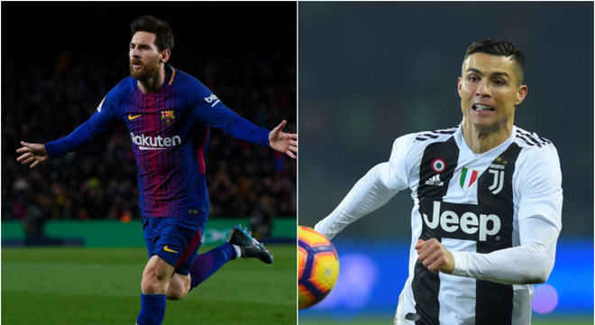 Barcelona e Juventus só se enfrentam na final da Liga dos Campeões