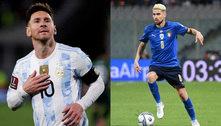 Campeãs da Copa América e da Euro farão jogo em junho de 2022