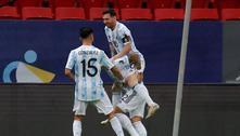 Argentina vence a Colômbia nos pênaltis e fará final contra o Brasil