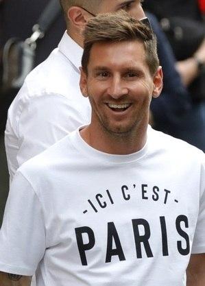 Lionel Messi, a nova contratação do PSG