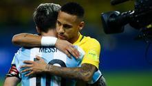 Duelo entre Messi e Neymar. Para salvar Copa América do ostracismo