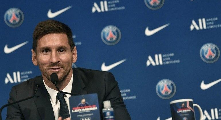 A revelação óbvia. Neymar, Di Maria e Pochettino o convenceram a ir para o PSG