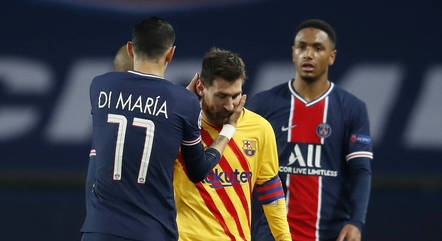 Barcelona de Messi foi eliminado após empate