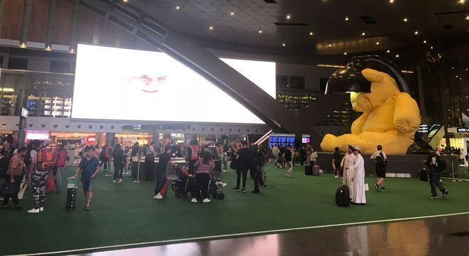 Faltando quatro anos para a Copa do Mundo, Qatar já vive clima de Mundial