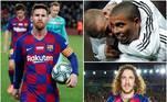 Messi, Ronaldo, Puyol