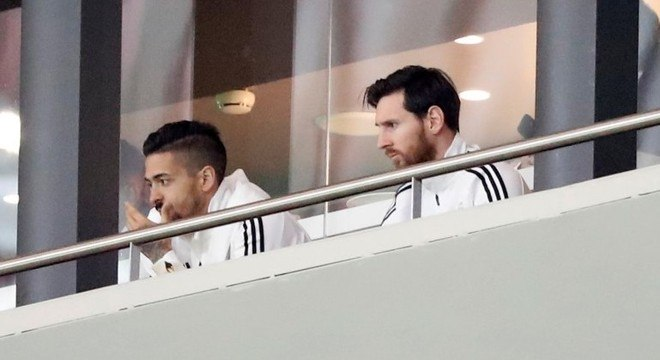 Argentina festeja envolvimento de Messi mesmo após humilhação ... 26dce35eda927