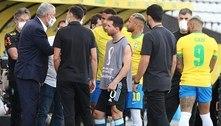Na CBF, a certeza. Haverá novo jogo entre Brasil e Argentina, depois do vexame histórico