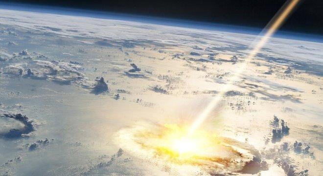 Especialistas esclarecem que a chance de um meteorito perigoso bater na Terra é pequena
