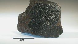 Meteorito que vale R$ 3 mi está perdido nos escombros do Museu Nacional ()