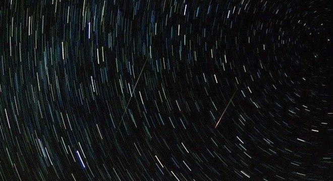 Chuva de meteoros cruzará o céu na madrugada de sábado para domingo