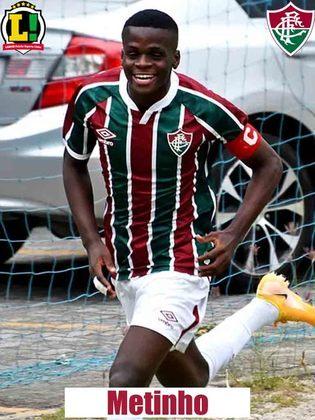 Metinho - 6,0 - Entrou no lugar de Rafael Ribeiro. Deu mais mobilidade ao meio-campo e mostrou que poder ser útil já nesta temporada.