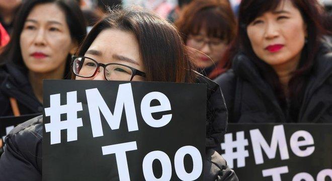 Existente desde 2006, movimento #MeToo se tornou viral após as acusações contra Weinstein virem a público