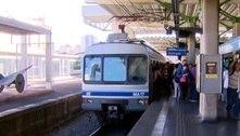 Homem morre atropelado por vagão de metrô em BH