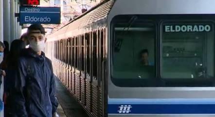 Circulação do metrô terá pausa durante a tarde