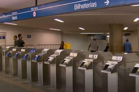 Tarifa do metrô vai a R$ 0,25