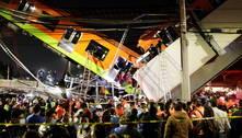 Presidente do México promete investigar acidente no metrô