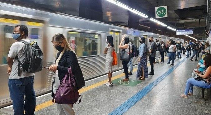 Metroviários suspendem greve em SP, marcada para a quarta-feira (12)